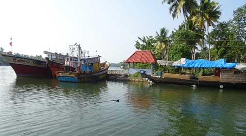 kollam-backwater