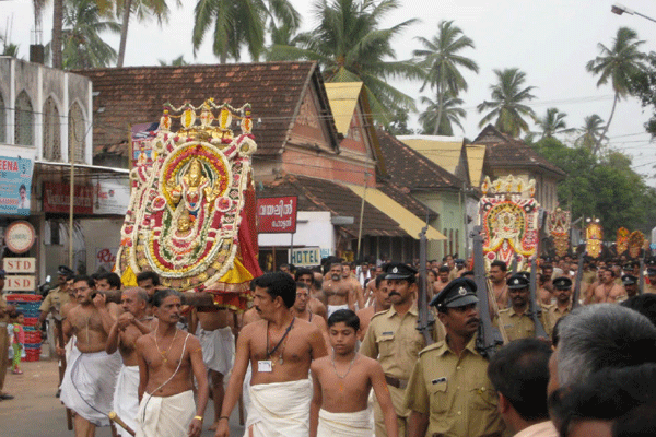 Arattu-at-Thiruvananthapura